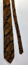 Vintage Late 60's Early 70's Tootal Tie